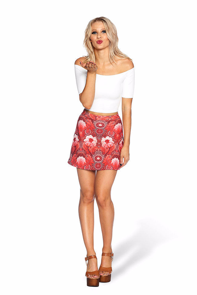 Life on Mars A-Line Skirt - LIMITED