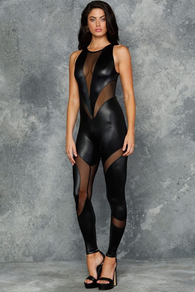 Vampire Slayer Catsuit