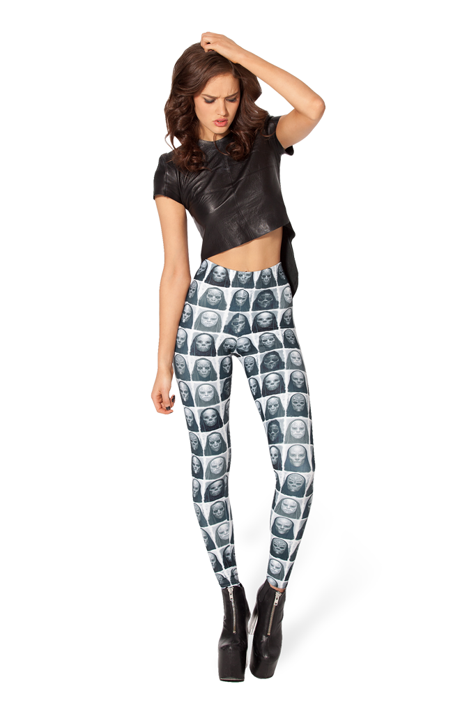 Death Eater HWMF Leggings