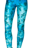 Here Be He Dragons Leggings