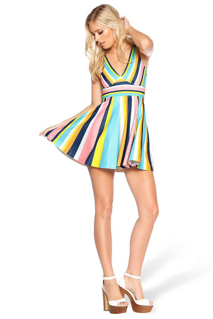 Ice Cream Cake Marilyn Dress - LIMITED
