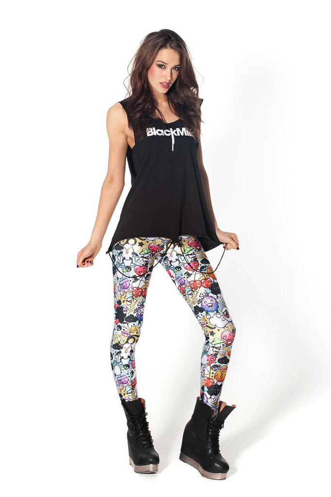 Insane Graffiti Leggings