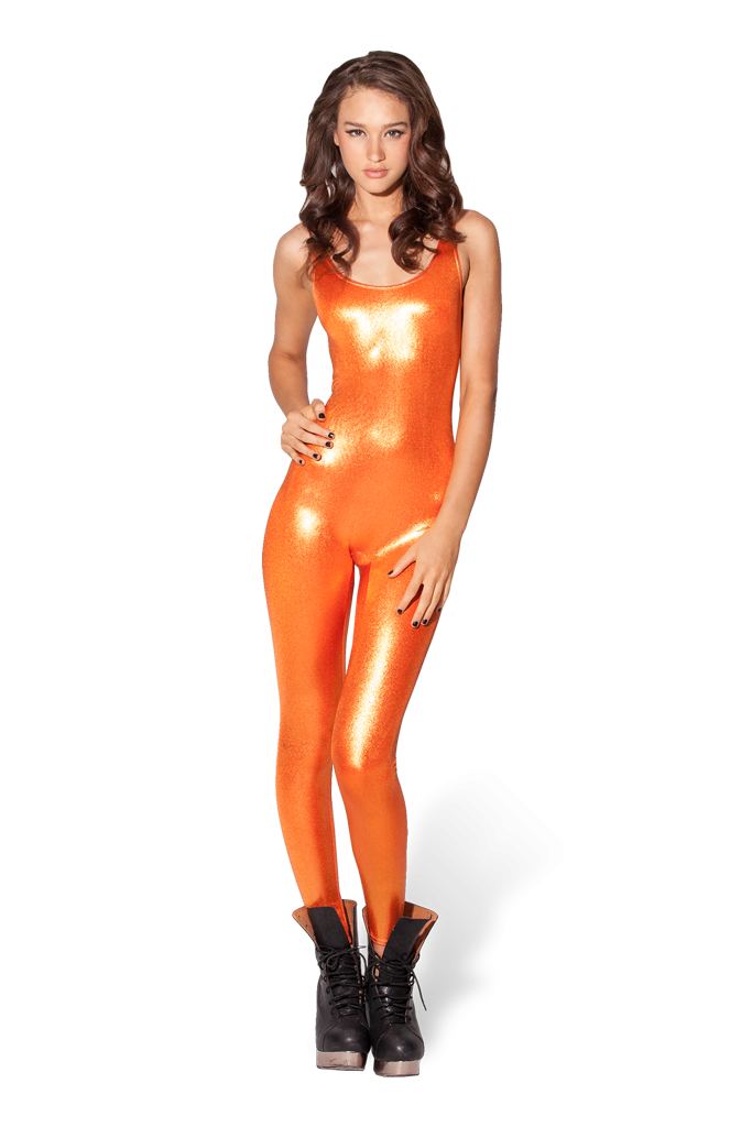 Juicy Fruit Carrot Catsuit