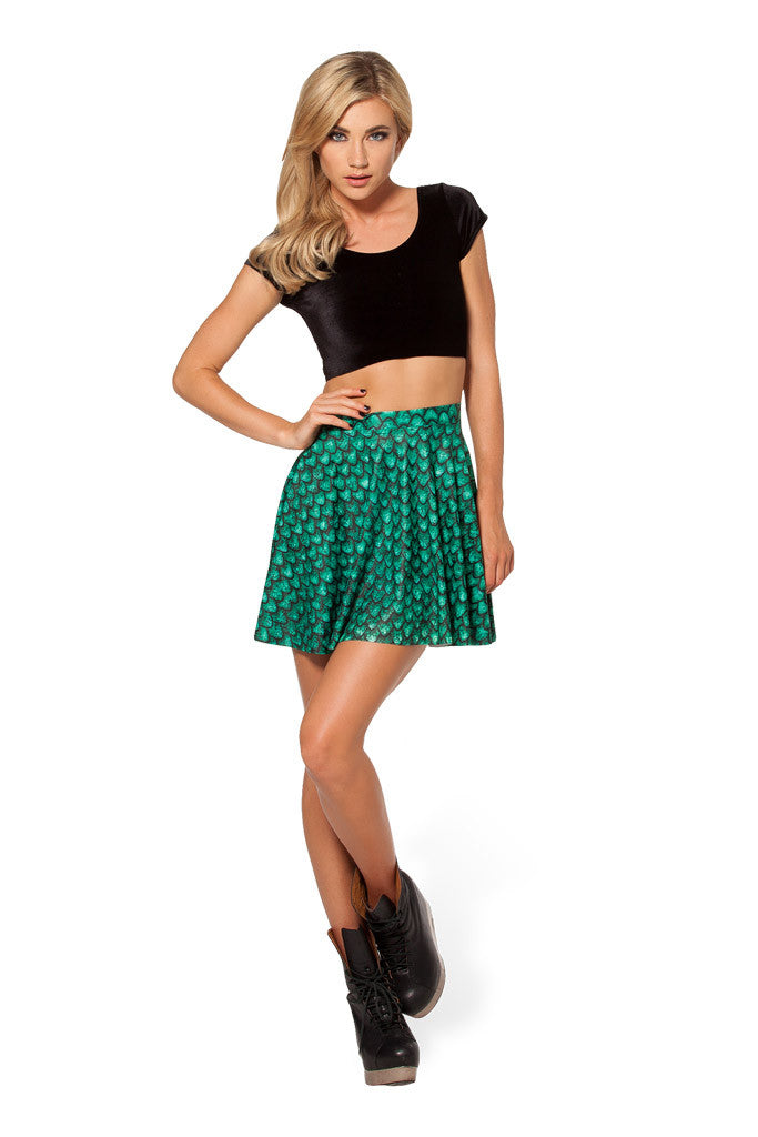 Rhaegal Dragon Egg Skater Skirt