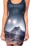 Mountains of Mars 2 Dress