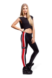 Mass Effect N7 Wet Look Leggings