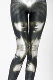 Mecha Girl Leggings