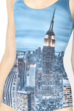 New York Skyeline Swimsuit
