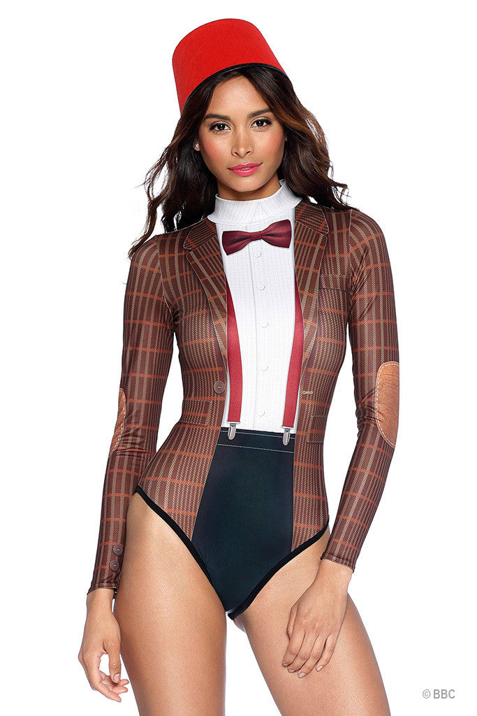 Eleventh Doctor Reef Suit - LIMITED
