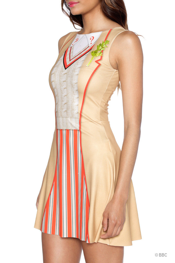 Fifth Doctor Play Dress - LIMITED