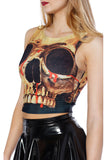 Bleeding Skull Wifey Top