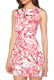 Blood Splatter Play Dress