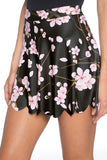 Cherry Blossom Black Shorties