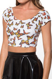 Flutterby Nana Suit Top