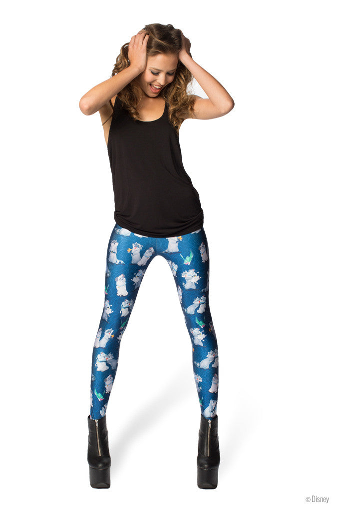 Meeko And Friends Leggings
