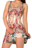 Mucha Black Vs La Trappistine Inside Out Dress - LIMITED