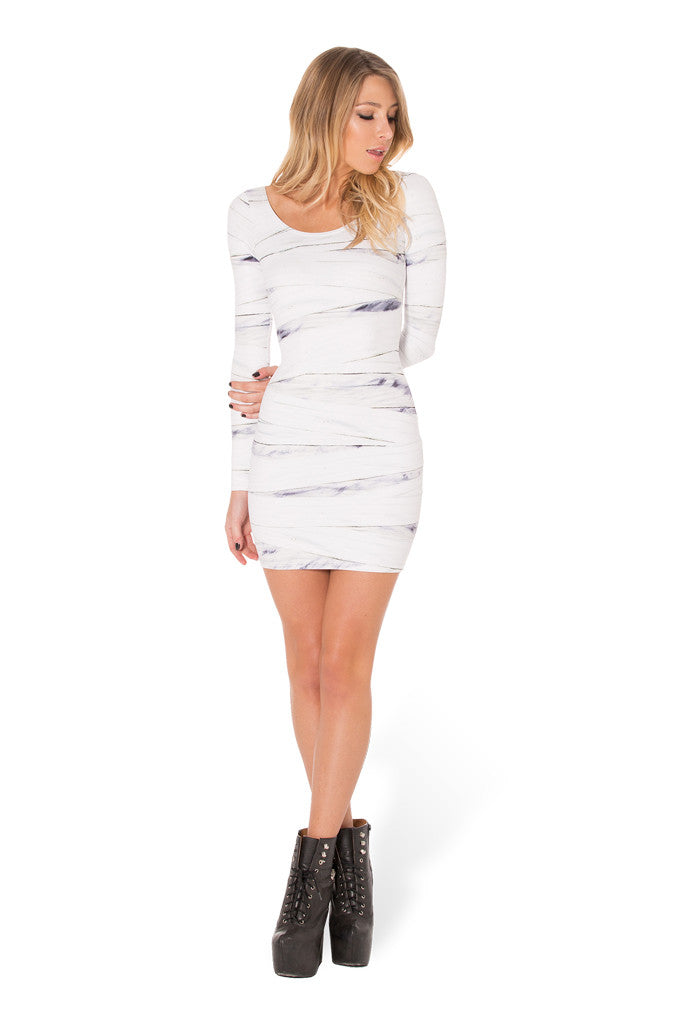 Mummy Returns Long Sleeve Dress