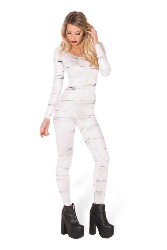 Mummy Returns Long Sleeve Catsuit