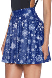 Snowfall Pocket Skater Skirt