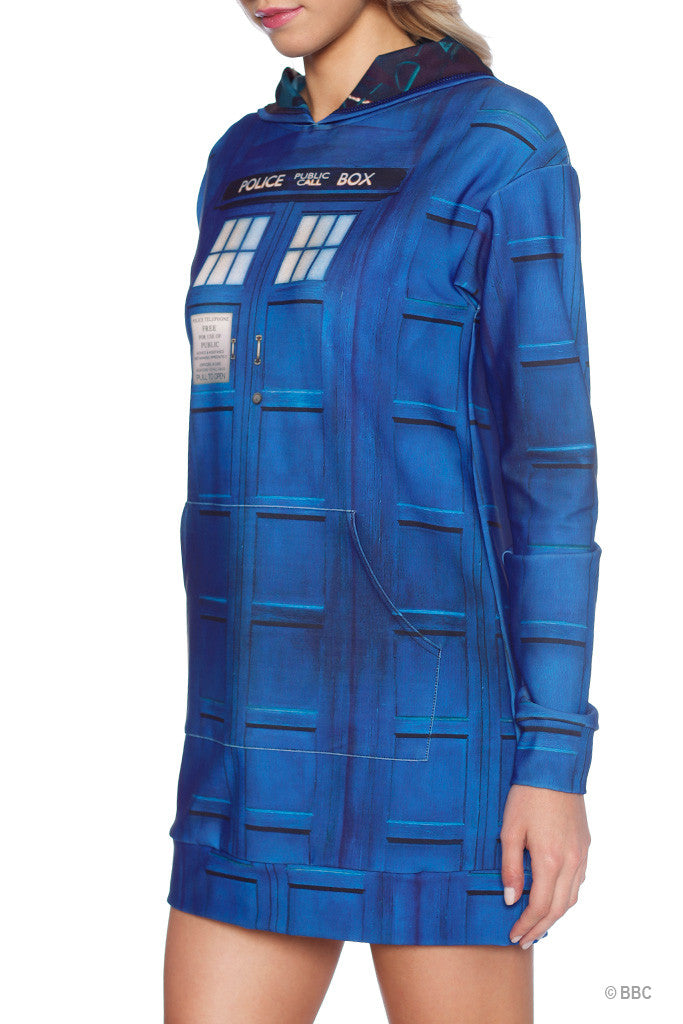 Tardis Slouchy - LIMITED