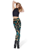 Wallpaper Kraken HWMF Leggings