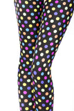 Rainbow Spotty Leggings