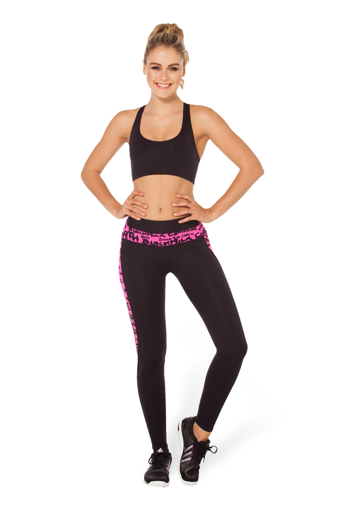 BM-PRO Highlighter Pink Ninja Pants