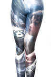 Yoda and Luke Leggings