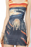 The Scream Dress