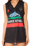 Sharkie Republic Black Shooter