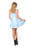 Snowflake Scoop Skater Dress