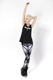 Styled Lines Gradient Leggings