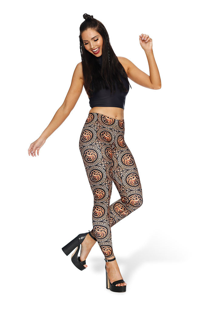 Targaryen MF Leggings