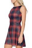 Tartan Punk Play Dress