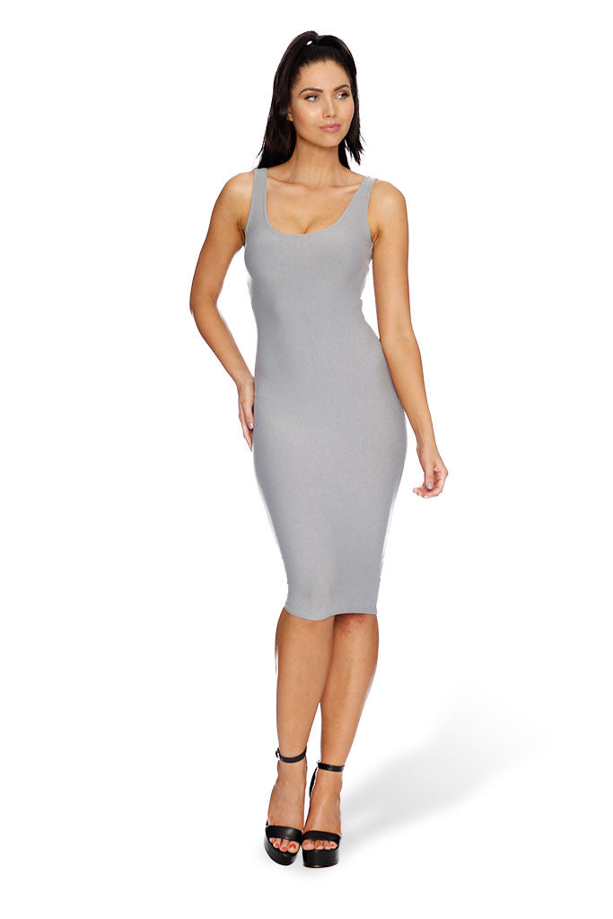 The Hella Soft Midi Dress