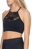 The Lace Festival Crop