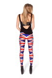Union Jack Leggings