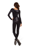 Wet Look Long Sleeve Catsuit 2.0 - LIMITED