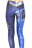 Police Box Leggings