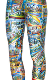 Wish You Were Here Leggings