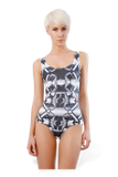 Abstraction Swimsuit