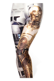 Artoo and Threepio Leggings