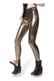 Black Gold Leggings