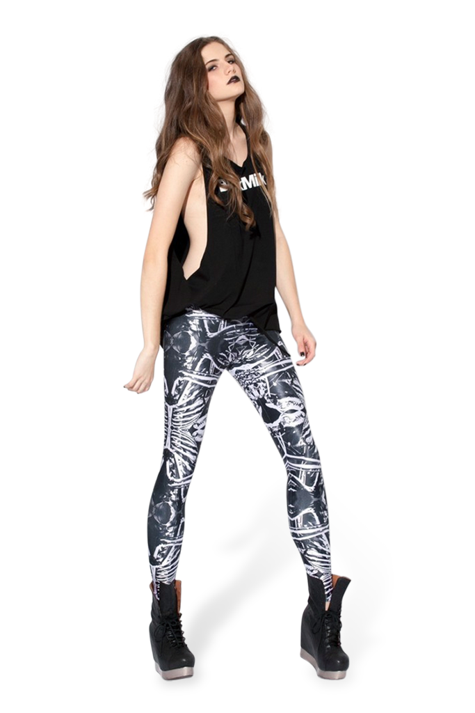 Bone Machine Leggings