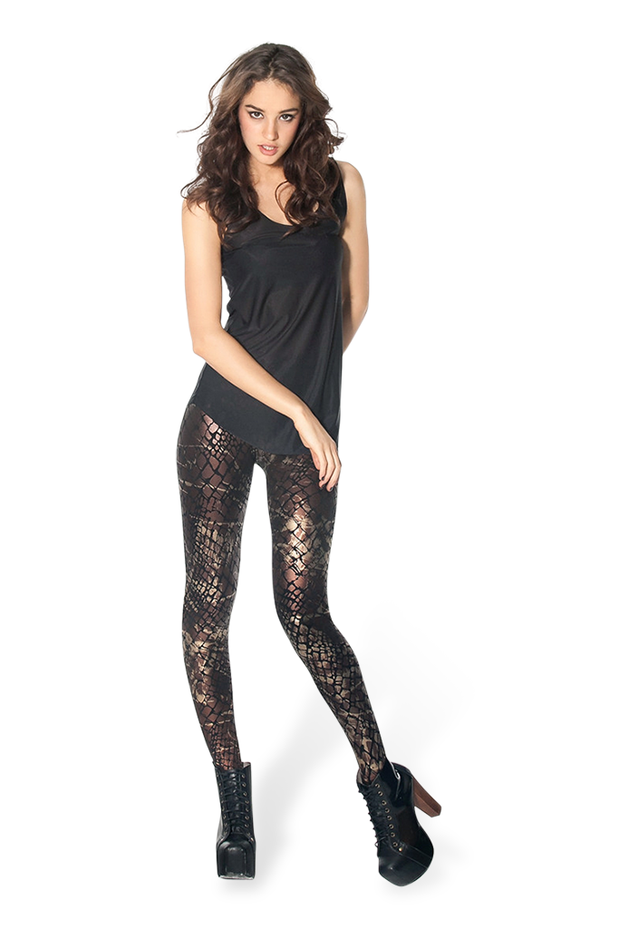 Chocodile Leggings