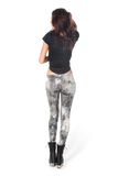 Fairy Paint Silver Leggings