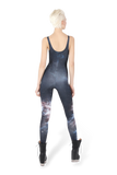 Galaxy Black Catsuit
