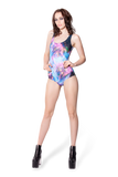 Galaxy Black Hole Swimsuit