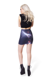 Galaxy Black Skirt