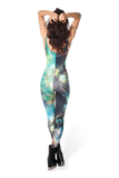 Galaxy Green Catsuit
